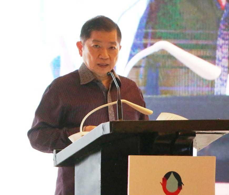 Menteri Bappenas Pastikan Pemda Sediakan Akses Air Minum Layak Bagi Masyarakat