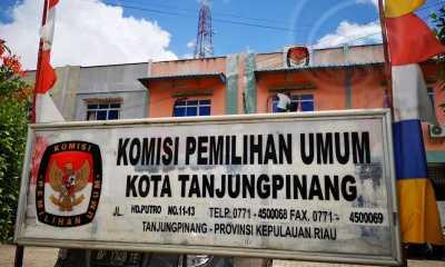 KPU Tanjungpinang Tagih Janji Hibah Lahan Pembangunan Kantor dari Pemda