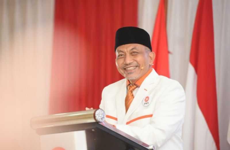 Berkunjung PP Muhammadiyah, Presiden PKS Perkenalkan Kepengurusan Baru