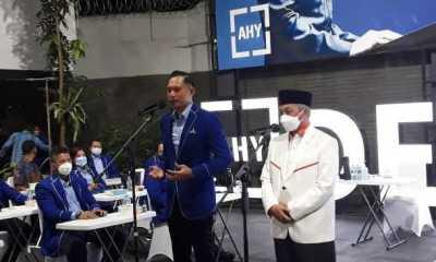 Bertemu Presiden PKS, AHY: Kita Sudah Lama Nantikan Silaturahmi Ini