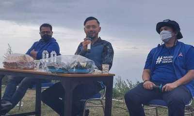 Kata AHY, Moeldoko Aktor Utama dan Korban dari Demokrat KLB Deli Serdang