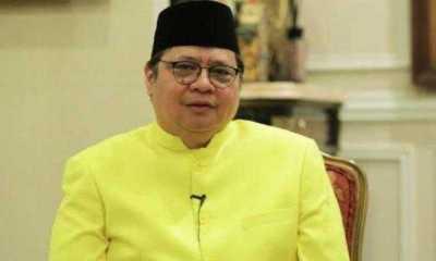 Ditanya Soal Kasus Azis Syamsuddin, Ketum Golkar: Nanti Ada Waktunya