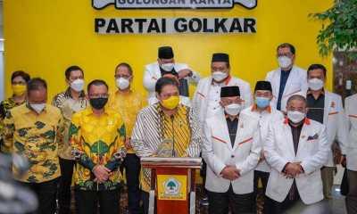 Golkar dan PKS Sepakati Politik Kebangsaan