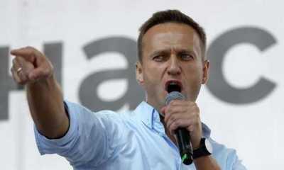 Amnesti Internasional Sebut Rusia Mungkin Bunuh Navalny Secara Perlahan