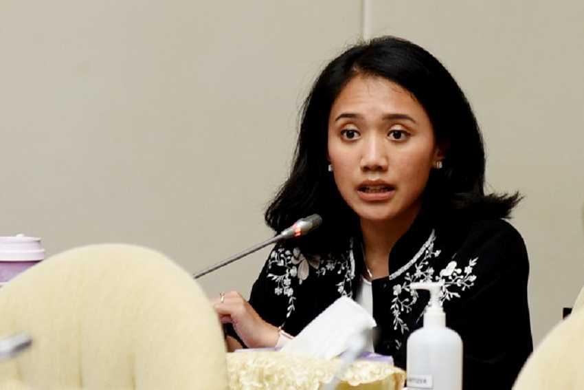 Jadi Anggota Biro Parlemen Perempuan IPU, Puteri Komarudin: Ini Suatu Kehormatan