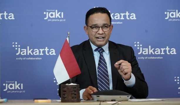 Gubernur Anies Baswedan Pamerkan Capaian Pembangunan Jakarta ke PBB