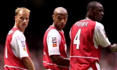 Bos Spotify Ajak Legenda Arsenal Beli Saham Klub