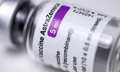 Resmi, Kemenkes Hentikan Penggunaan 448.480 Dosis Vaksin AstraZeneca
