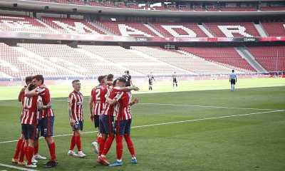 Lumat Eibar 5-0, Atletico Mantapkan Diri di Puncak Klasemen Liga Spanyol