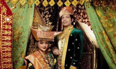 Hari Ini Jokowi dan Prabowo Akan Jadi Saksi Pernikahan Atta Halilintar dan Aurel Hermansyah