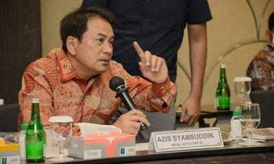 Kemenkumham: Pencekalan Azis Syamsuddin Berlaku Sejak 27 April