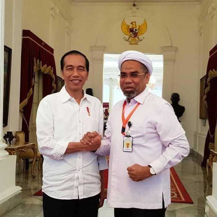 Ngabalin Sebut Dalam Minggu Ini Istana Akan Lakukan Reshuffle Kabinet