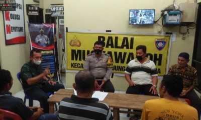 Balai Musyawarah Polres Tanjungbalai Dukung Program Kerja 100 Hari Kapolri