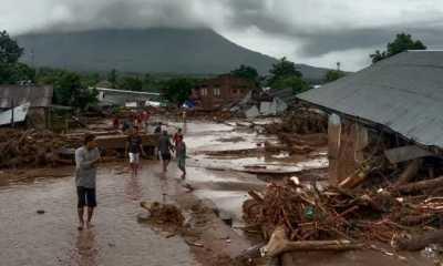 Banjir Bandang di NTT: Meninggal 94 Orang dan Puluhan Lainnya Belum Ditemukan