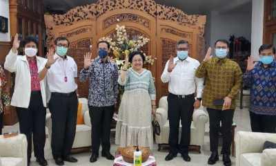 Mendikbud Temui Megawati Bahas Hilangnya Kurikulum Pancasila Dalam PP 57 Tahun 2021