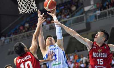 Indonesia Jalani Laga Sisa Kualifikasi FIBA Asia Cup 2021 di Filipina