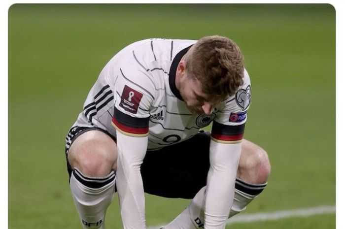 Thomas Tuchel Minta Timo Werner Berhenti khawatir Paceklik Golnya
