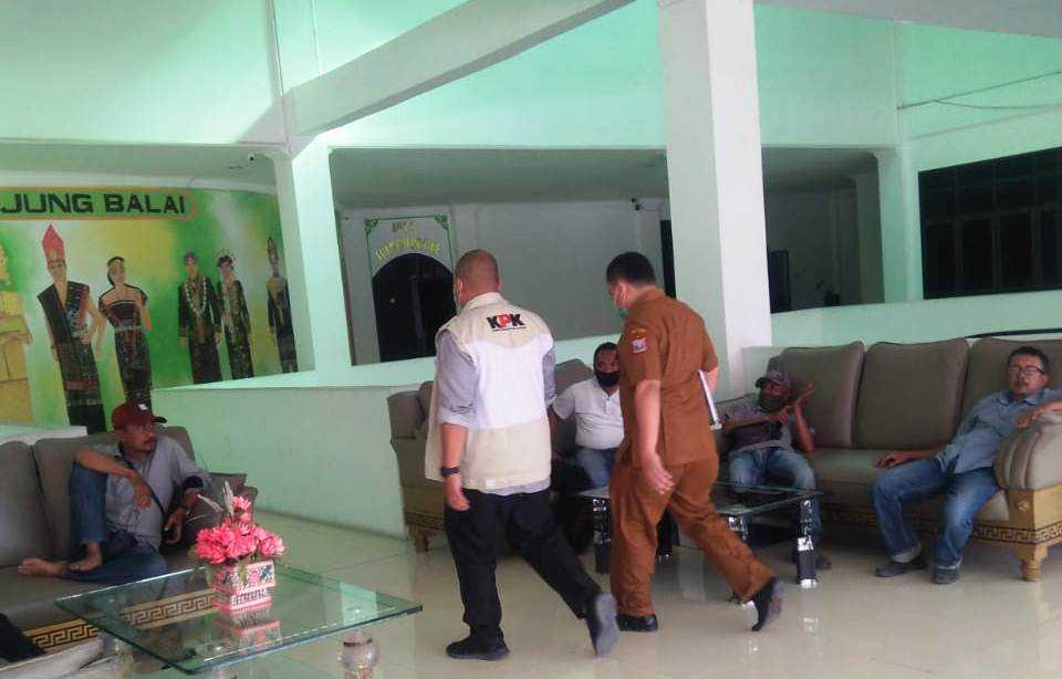 Kediamannya Digeledah KPK, Mutasi Diduga Jadi Kasus Yang Mendera Wali Kota Tanjungbalai