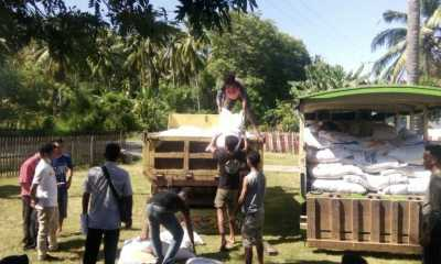 530 Jiwa Warga Lamba Leda Utara Dapat Bantuan Bencana Siklon Tropis Seroja