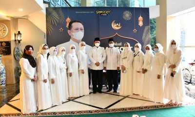 Ramadhan Bareng KH Muhammad Cholil Nafis,Bamsoet Bedah Pelaksanaan Puasa Ramadhan di Tengah Pandemi