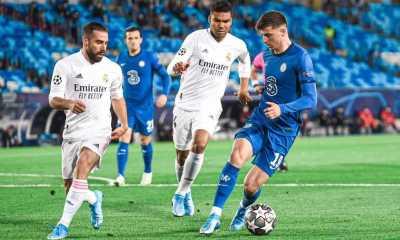 Chelsea Amankan Gol Tandang Lawan Madrid di Leg Pertama Semifinal Liga Champion