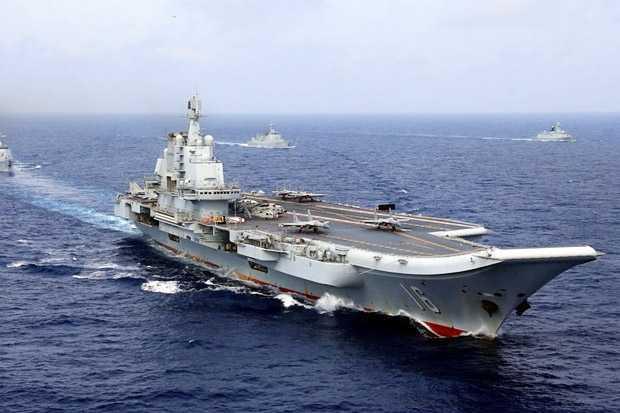 China Semakin Agresif di LCS, AS Tegaskan Siap Membela Filipina dan Taiwan