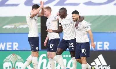 Kalahkan Leicester, Manchester City Makin Dekat Jadi Kampium Liga Inggris