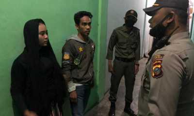 Sepasang Kekasih, Mahasiswa Asal Asahan Diamankan Patroli Gabungan di Penginapan Rindu Tanjungbalai