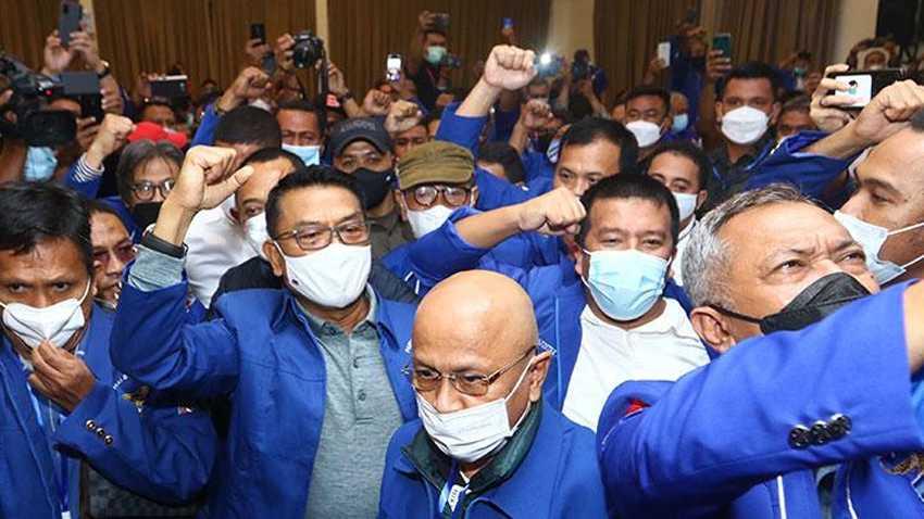 Demokrat Kubu Moeldoko Hormati Keputusan Pemerintah