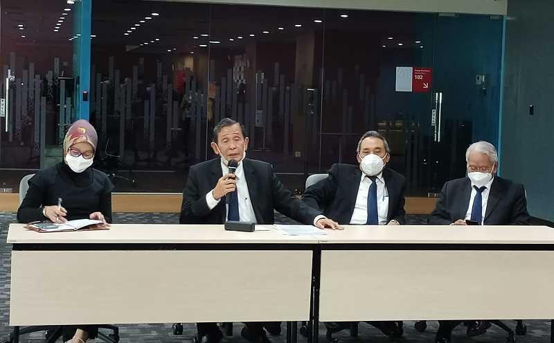 Ketua KPK Benarkan, Oknum Satgas Curi Emas Sitaan Seberat 1,9 Kg