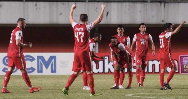 Akhirnya Persija Kampium Piala Menpora 2021