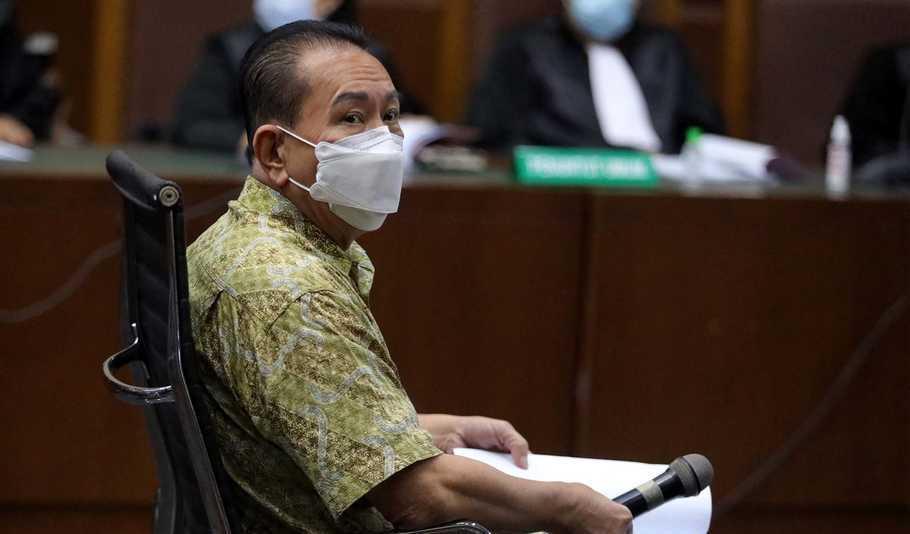 Tok! Hakim Vonis Djoko Tjandra 4,5 Tahun Penjara