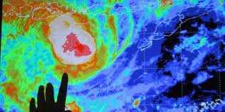 BMKG : Intensitas Siklon Tropis Seroja Meningkat, Empat Provinsi Ini Diminta Waspada
