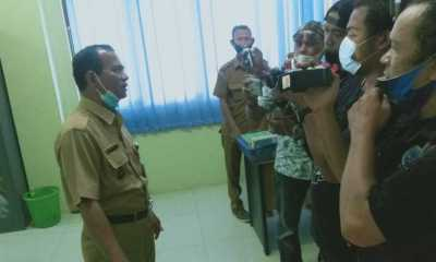 Terkait Penggeledahan Rumah Walikota, Kadis Kominfo Tanjungbalai, Walman Girsang, Tidak Tahu Masalahnya