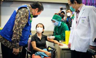 Pemerintah Akan Percepat Program Vaksinasi Untuk Lansia