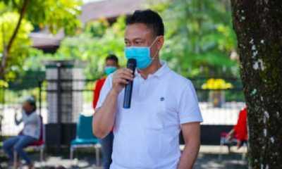 Pemkot Pontianak Berikan Sambungan Air Bersih Gratis Kepada Ribuan Warga Berpenghasilan Rendah