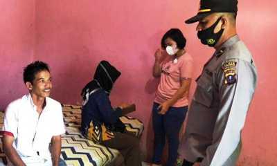 Razia Pekat Dalam Bulan Puasa, Ibu Rumah Tangga Ditemukan Bobok Siang Dengan Pria Lain