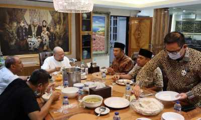 Ketua DPD RI Ajak KAHMI Ikut Membangun Daerah