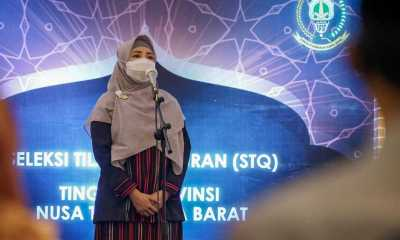 Lombok Tengah Juara Umum STQ XXVI Tingkat Provinsi NTB
