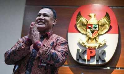 Penyidiknya Terima Suap, Pimpinan KPK Minta Maaf