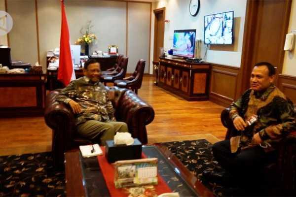 Walau Sudah SP3, Mahfud MD : Pemerintah Akan Terus Memburu Aset Negara Rp 108 Trilun Terkait BLBI