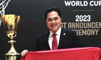Menteri BUMN Erick Thohir : Pemerintah Dukung FIBA Asia Cup 2021
