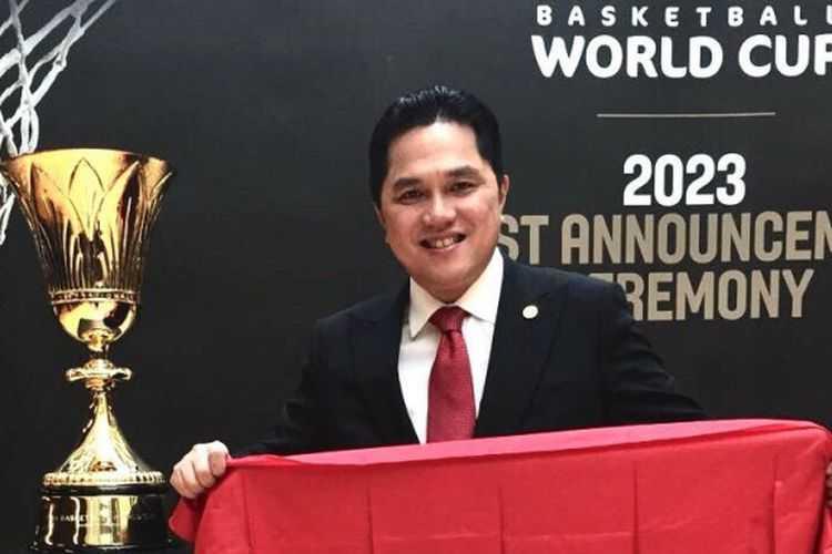 Menteri BUMN Sebut Indonesia akan Jadi Lumbung Pangan Dunia