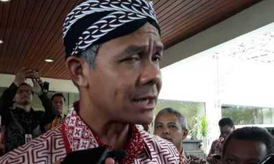 Gubernur Ganjar Minta Vaksinasi di Jateng Dipercepat