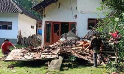 700 Tagana Diterjunkan ke Lokasi Gempa Malang
