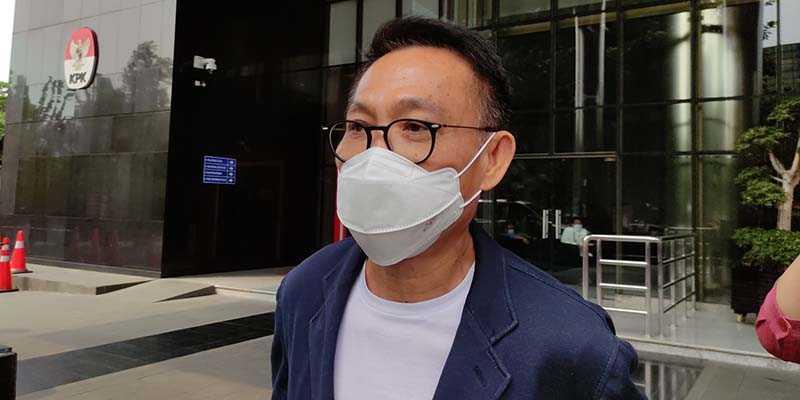 Kata KPK, Herman Herry Diperiksa Dalam Penyelidikan Baru Kasus Dugaan Suap Bansos Covid
