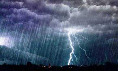 Waspada! Hujan Disertai Petir Bakal Terjadi di Jakarta Sore dan Malam Hari