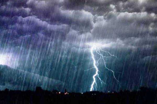 BMKG : Waspada, Hari Ini Jaksel dan Jaktim Berpotens Hujan Disertai Petir