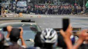 Akhirnya UE Keluarkan Sanksi Kepada 10 Orang dan Dua Perusahaan Militer Myanmar