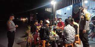 Selama Bulan Ramadhan Polresta Mataram Akan Rutin Lakukan Patroli, Untuk Mencegah Gangguan kamtibmas